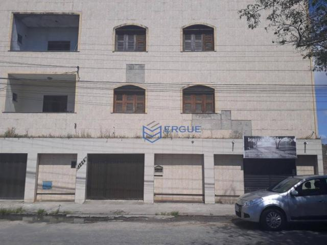 Prédio à venda, 1170 m² por r$ 2.650.000,00 - lagoa redonda - fortaleza/ce