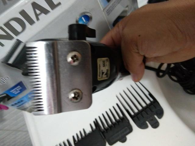 Máquina de Cortar Cabelo - Foto 3