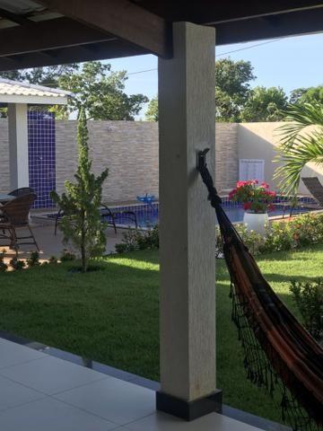 Belíssima casa em condomínio fechado barra do jacuipense $500 - Foto 6