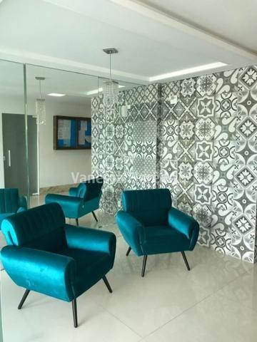 Em até 36x - Apartamento 03 Quartos sendo 01 Suíte, Semi Mobiliado em Itajaí - Foto 2