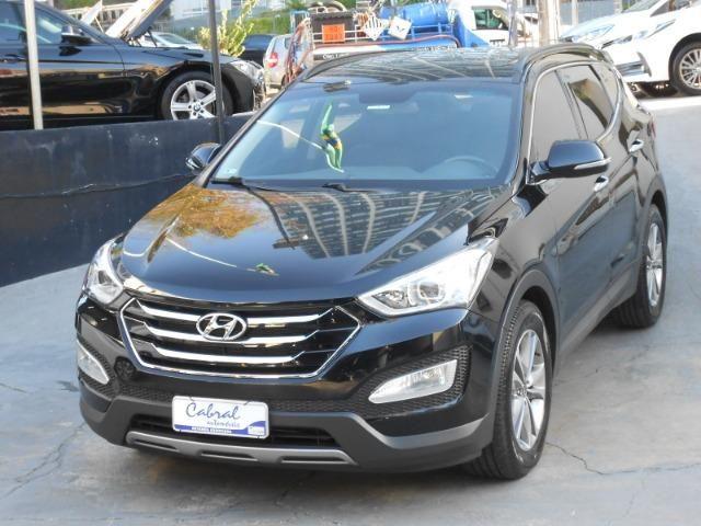 Hyundai Santa Fe 3.3 4X4 V6 Automático 4Wd - Foto 3