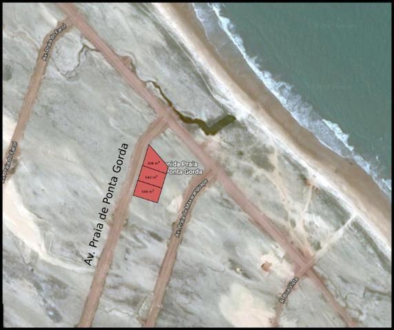 Vendo 3 lotes Praia do Farol / Touros / RN - Foto 2