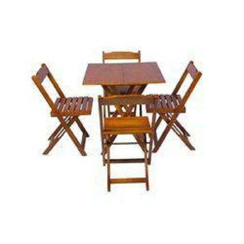Linha dobrável mesas e cadeiras - Bares e Restaurantes - Foto 3
