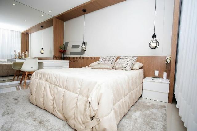 Rg Personal 2 quartos, 2 suítes e 3 quartos com lazer completo no Recreio - Foto 12