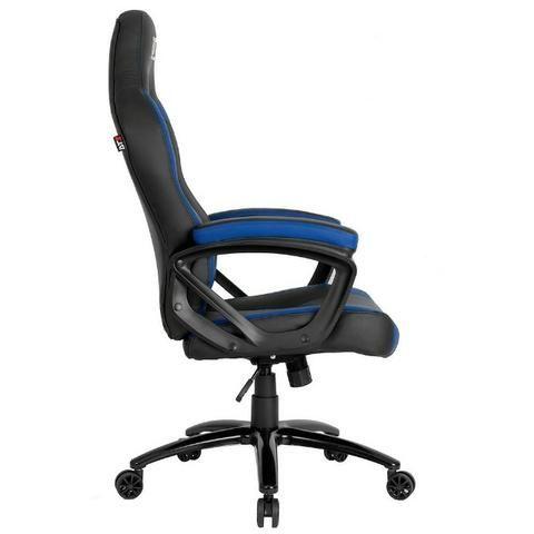 Cadeira DT3 Sports GTX Gaming Black/Blue - Loja Fgtec Informática - Foto 2