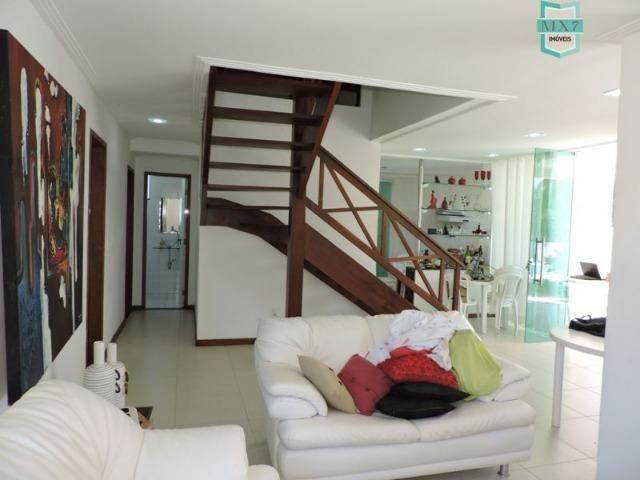 Casa em Barra do Jacuípe próximo a praia com seis amplos quartos - Foto 5
