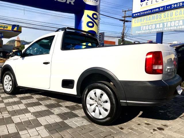 Volkswagen Saveiro 1.6 Msi Robust Cs 8v Flex 2p Manual 2018 em Joinville - Foto 4