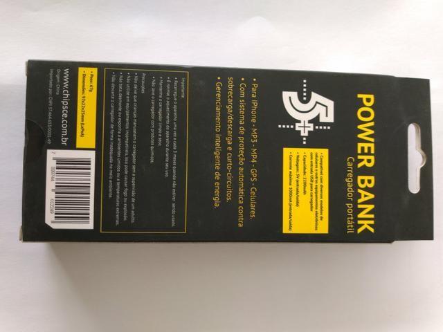 Power bank (novo) - Foto 2