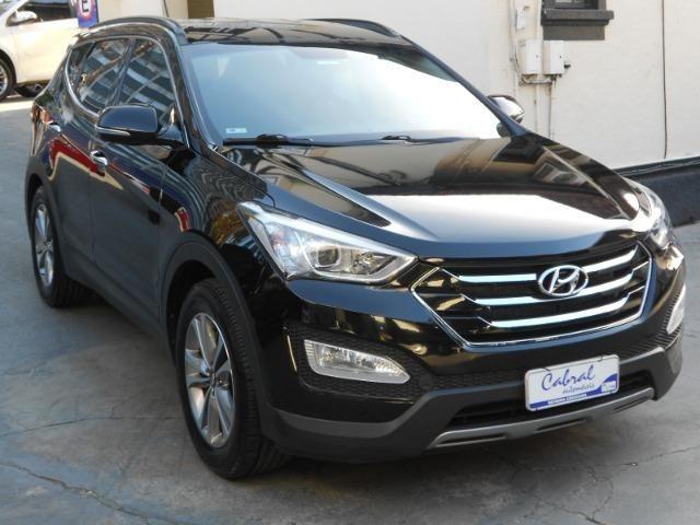 Hyundai Santa Fe 3.3 4X4 V6 Automático 4Wd