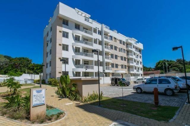 Le Parc Residencial Maricá - Apartamentos no centro com 1 suíte e vaga!