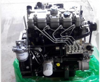 Motor Perkins 404-22T Mini Carregadeira JCB Modelo 250 - Foto 2