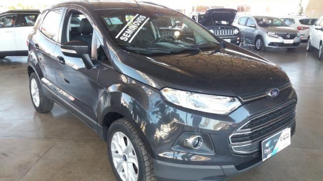 Ford Ecosport ECOSPORT 1.6 TITANIUM 16V FLEX 4P MANUAL 4P