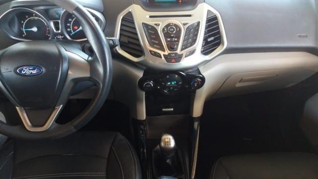 Ford Ecosport ECOSPORT 1.6 TITANIUM 16V FLEX 4P MANUAL 4P - Foto 8