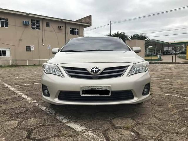 Vende Corolla GLI 2013/2014