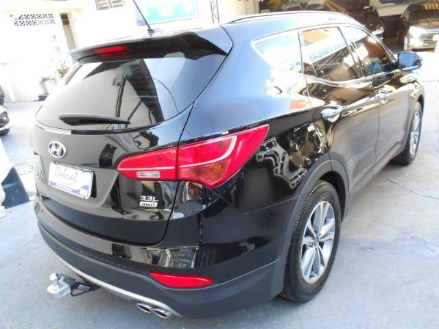 Hyundai Santa Fe 3.3 4X4 V6 Automático 4Wd - Foto 5