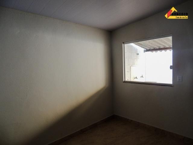 Casa residencial para aluguel, 1 quarto, porto velho - divinópolis/mg - Foto 2