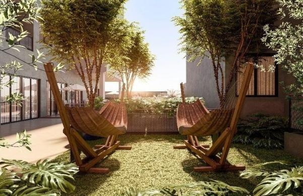 Lindo apartamento no costa e silva | 01 suíte + 01 dormitório | próximo a recreativa da em - Foto 6