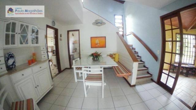 Casa com 4 dormitórios à venda, 297 m² - Patamares - Salvador/BA - Foto 4