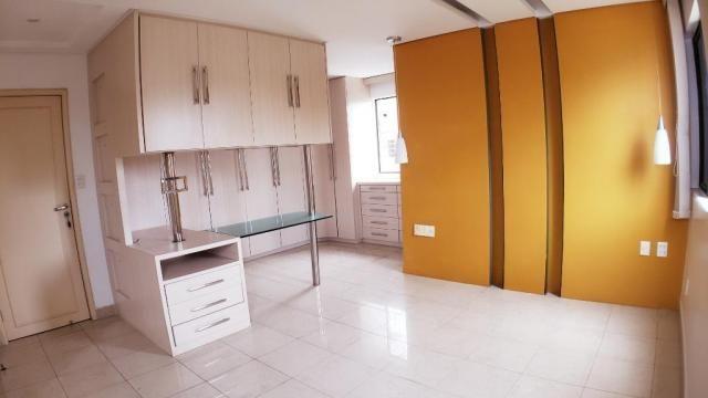 Vendo angai 212 m² cobertura duplex 1 piscina 4 suítes 2 lavabos 5 wcs dce 3 vagas r$ 980. - Foto 8