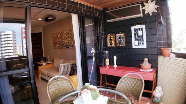 Vendo GRAND LAVOISIER 137 m² 3 Quartos 2 Suítes 2 Closets 4 WCs 2 Vagas PONTA VERDE - Foto 8