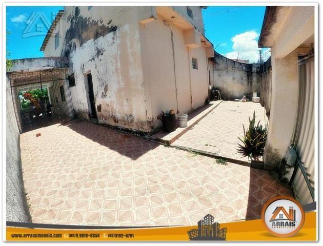 Terreno à venda, 396 m² por R$ 500.000,00 - Vila União - Fortaleza/CE - Foto 2