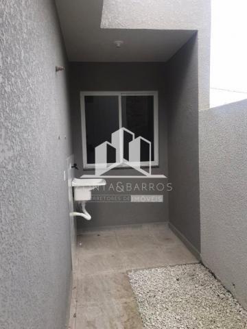 Casa à venda com 3 dormitórios em Eucaliptos, Fazenda rio grande cod:CA00123 - Foto 7