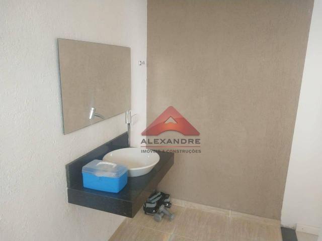 Casa com 3 dormitórios à venda, 143 m² por r$ 500.000,00 - residencial santa paula - jacar - Foto 5