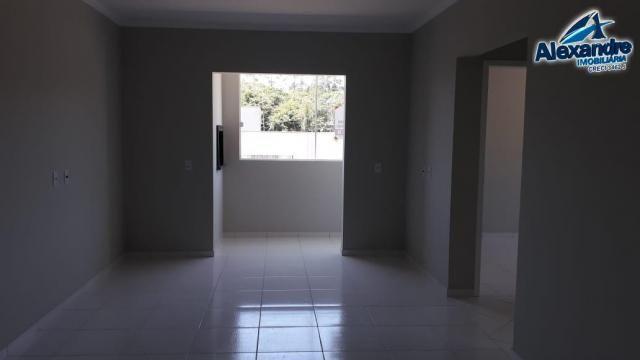Apartamento novo no bairro nereu ramos em jaraguá do sul - Foto 5