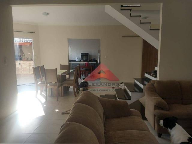 Casa com 3 dormitórios à venda, 143 m² por r$ 500.000,00 - residencial santa paula - jacar - Foto 20