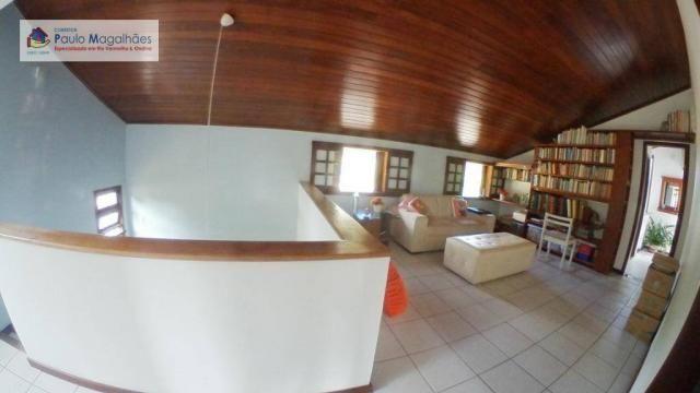 Casa com 4 dormitórios à venda, 297 m² - Patamares - Salvador/BA - Foto 10