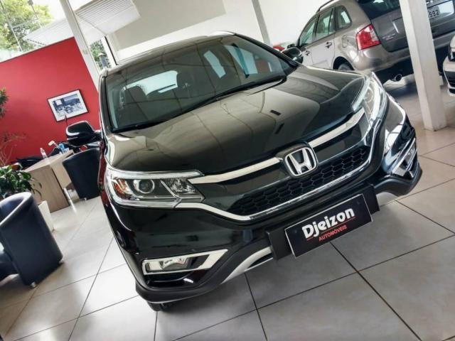 Honda CRV EXL 2.0 4X4 FLEX AUTOMÁTICA  - Foto 2