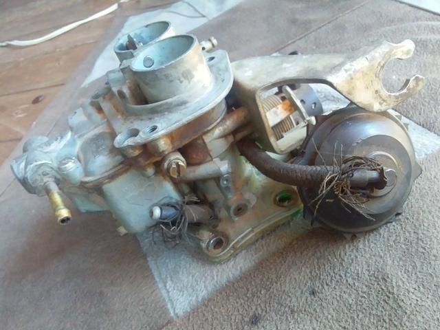 Vende-se um carburador do moto 1.6 CHT - Foto 2