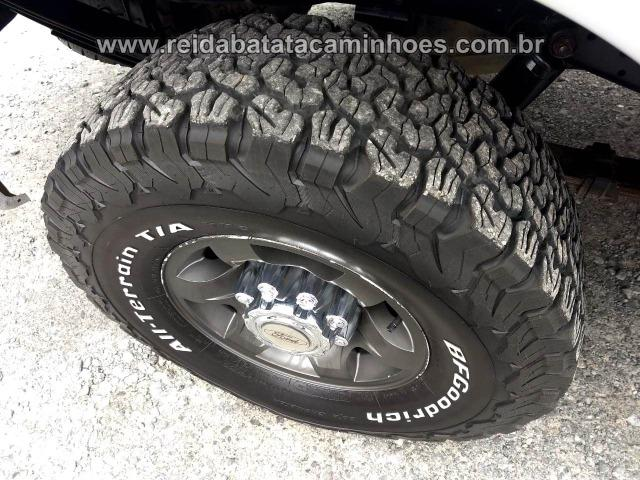 Ford F-250 XLT W20 MWM Seis Cilindros Cab. Dupla de Fábrica Impecável ! - Foto 14
