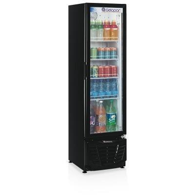 Refrigerador/Expositora Slim 230 Litros Gelopar - Frete Grátis e Pagamento na Entrega