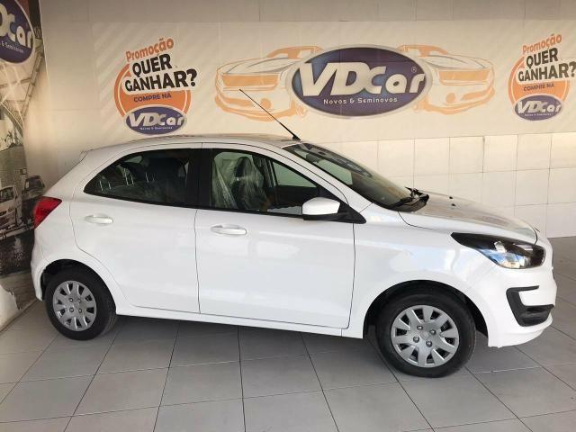 Ford ka hatch se 1.0flex completo