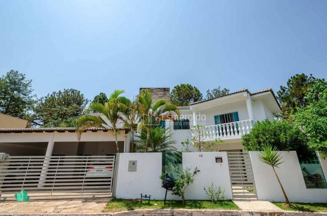 Casa com 5 suítes em condomínio. aceita permuta por apartamento. linda vista para um vale  - Foto 3