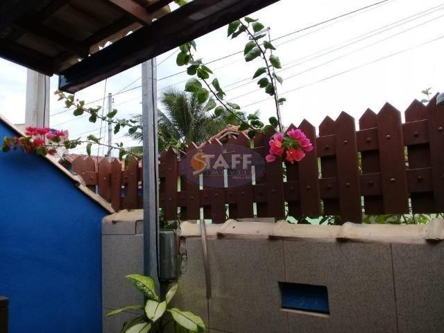 OLV-Casa com 3 dormitórios à venda, 100 m² por R$ 110.000 - Unamar - Cabo Frio/RJ CA1341 - Foto 10