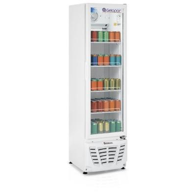 Refrigerador/Expositora Slim 230 Litros Gelopar - Frete Grátis e Pagamento na Entrega - Foto 2