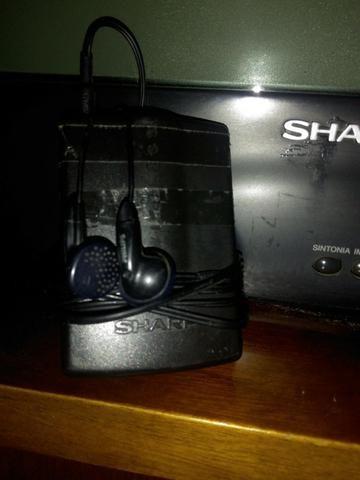 TV tubo 21 pol. Sharp stereo modelo C 2188-B - Foto 5
