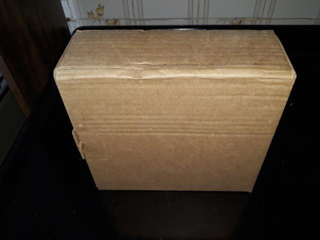 Embalagem de papelão - montável