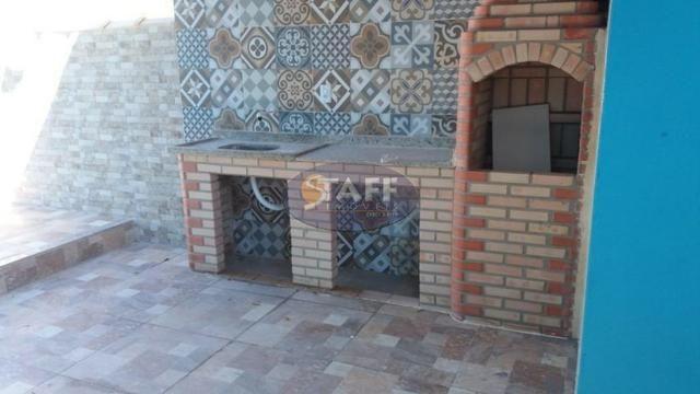 OLV-Casa com 2 dormitórios à venda, 150 m² por R$ 95.000 - Cabo Frio/RJ CA1343 - Foto 15