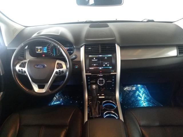 Proprietário vende Ford Edge 3.5 V 6 fwd impecável com Kit Gás 5º Geração ? 2014 /2014 - Foto 13