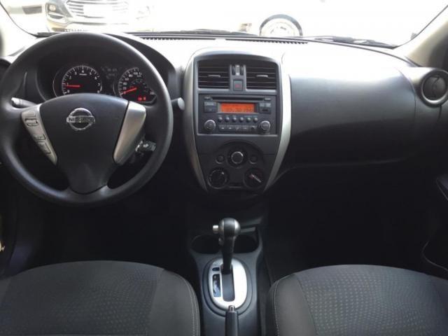 Nissan Versa 1.6 SV CVT - Foto 7