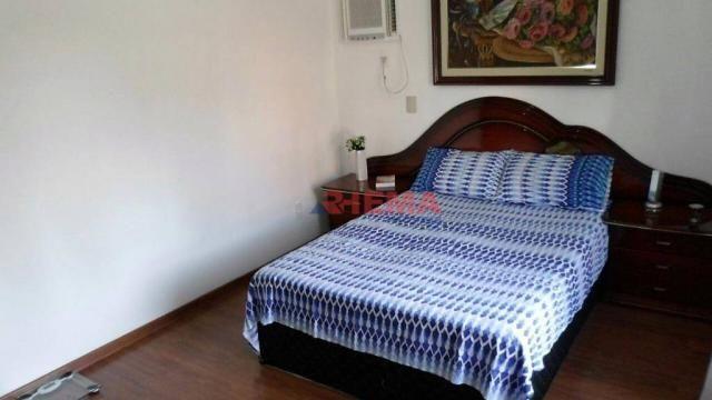 Apartamento com 3 dormitórios à venda, 180 m² por R$ 925.000,00 - Gonzaga - Santos/SP - Foto 12
