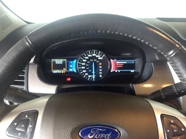 Proprietário vende Ford Edge 3.5 V 6 fwd impecável com Kit Gás 5º Geração ? 2014 /2014 - Foto 19