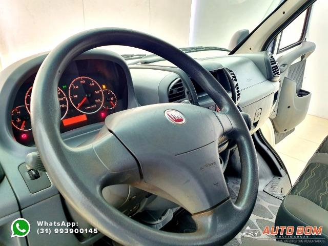 Fiat Ducato Minibus MultiJet Teto Alto 15 Lugares! Impecável! Completa! 2.3 16V 127CV - Foto 19