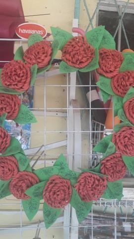 Coroa de flores10,00 - Foto 4