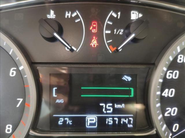 NISSAN SENTRA 2.0 SL 16V FLEX 4P AUTOMÁTICO - Foto 6