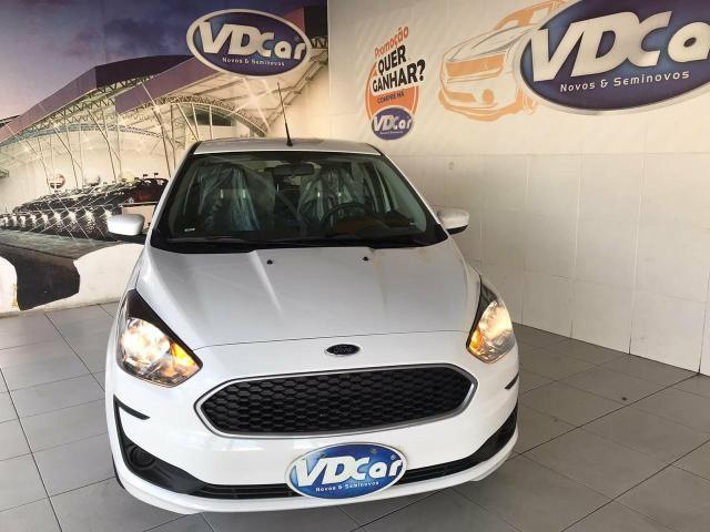 Ford ka hatch se 1.0flex completo - Foto 2