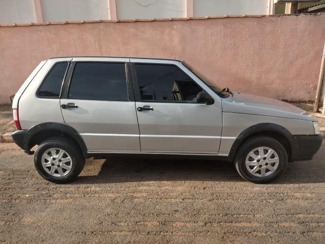 Fiat Uno mille Way 4P 2006/2006 - Foto 7